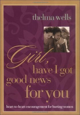 [Gift Package #2] Girl, Have I Got Good News For You (e-book) & It Hurts too Deep to Forgive  (MP3) + Participants Handbook