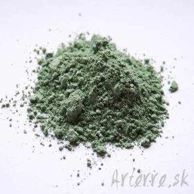 Zelená zemná 500g