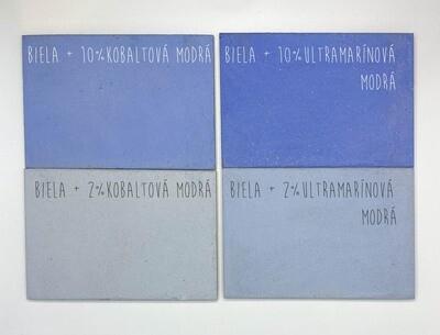 Kobaltová modrá 1000g