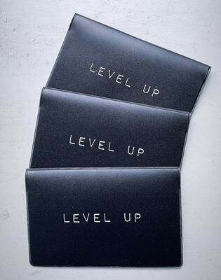LEVEL UP 3-pack. Spara 14%!