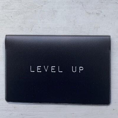 LEVEL UP plånka
