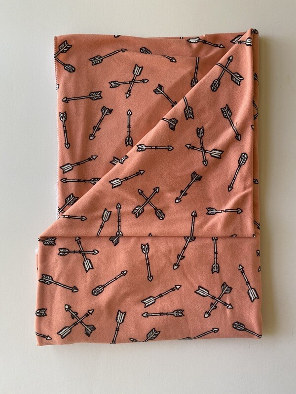 Just Peachy Blanket Swaddle