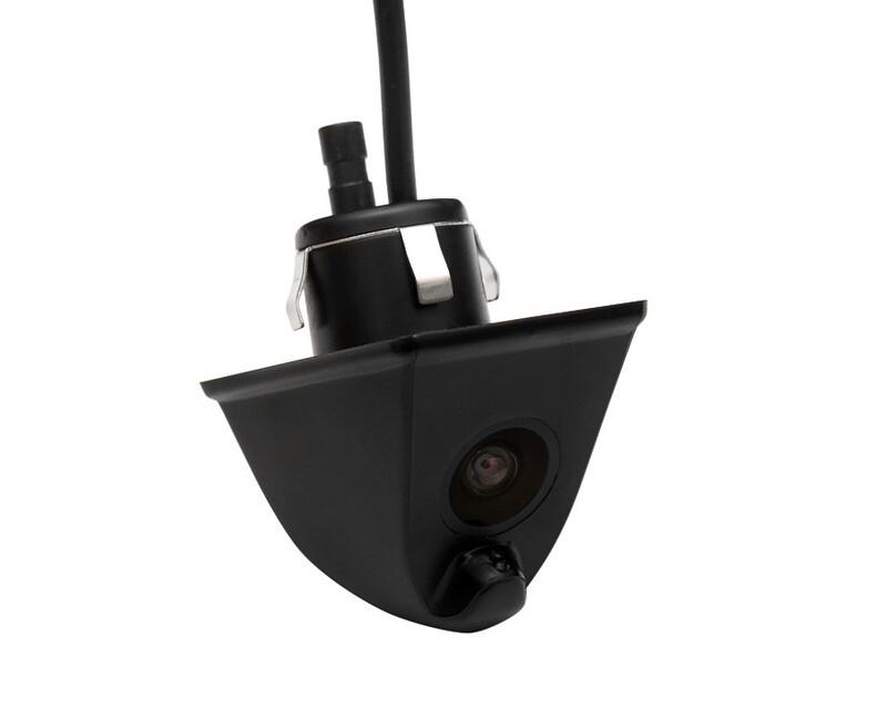 Универсальная камера заднего и переднего вида с омывателем