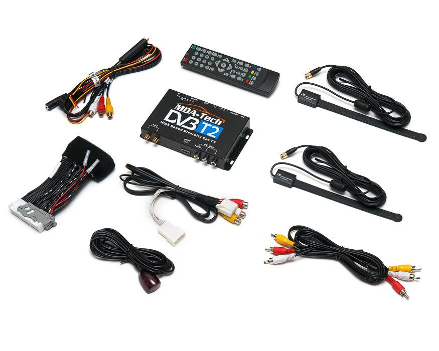 Установочный комплект цифрового телевидения - Lexus 2013-2020