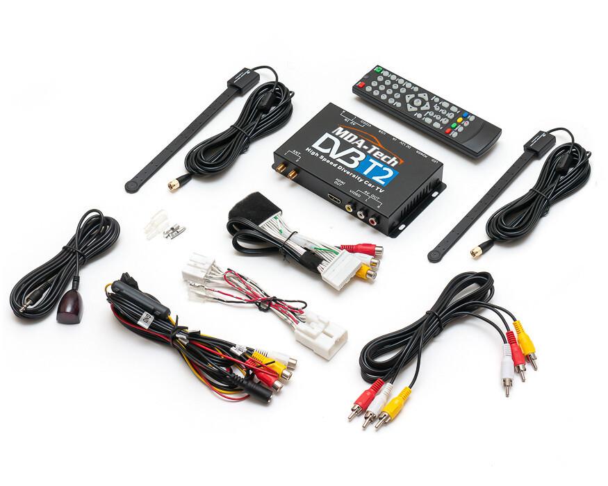 Установочный комплект цифрового телевидения - Toyota 2014-2020