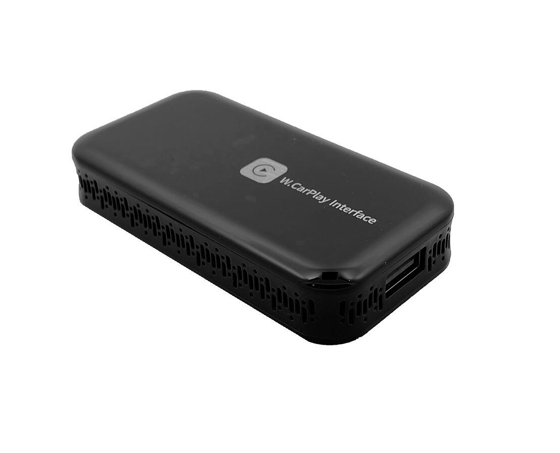 Адаптер беспроводного подключения Apple CarPlay и зеркалирования картинки с мобильного Wireless Apple CarPlay
