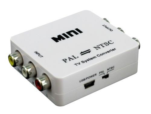 Конвертер видеосигнала PAL <-> NTSC