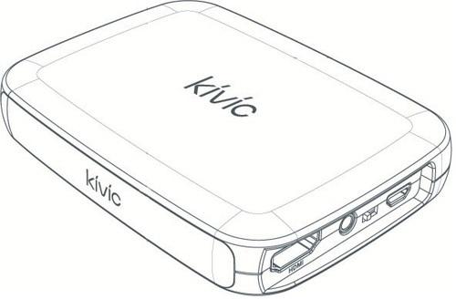 Медиашлюз Kivic ONE 1.0