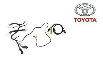 MDA-AVITY Кабель активации AV + разблокировка DVD + HDMI Toyota 2012-2016