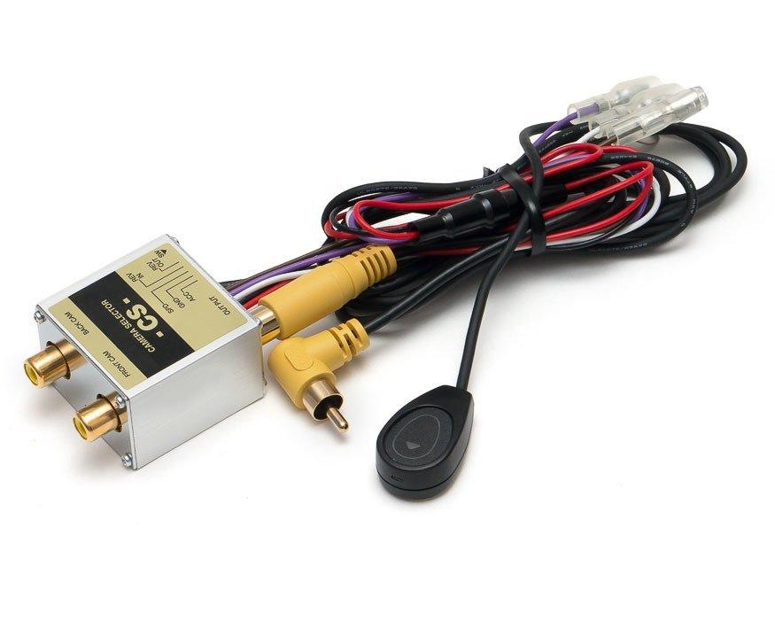Универсальный видеоселектор MDA-CS3EP для камеры переднего и заднего вида