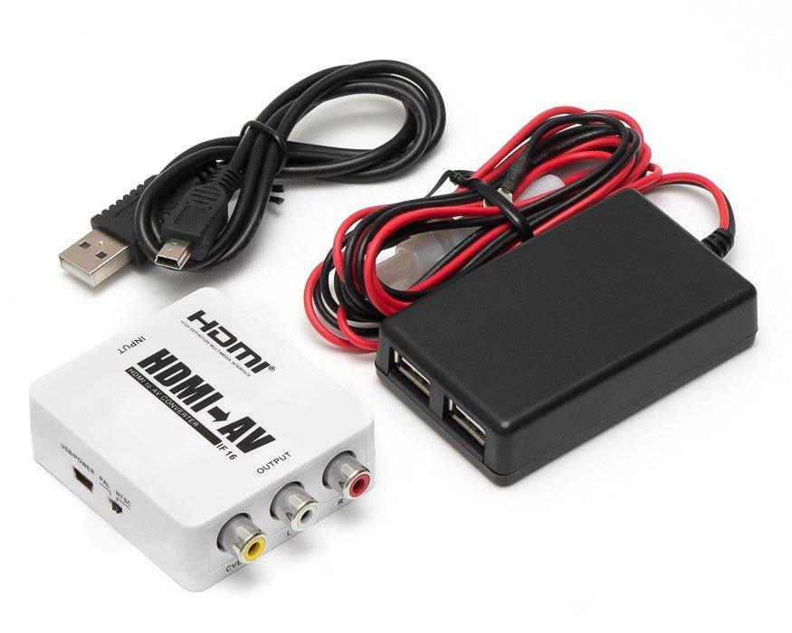 HDMI -> AV конвертер MDA-IF16