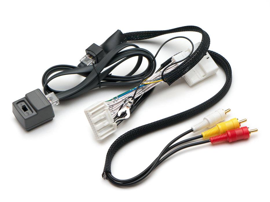 MDA-AVC66EP Разблокировка DVD в движении + активация AV Toyota 2014-2020