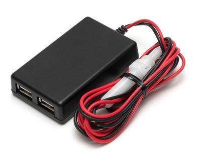 Адаптер питания USB - DC 12V to 5V