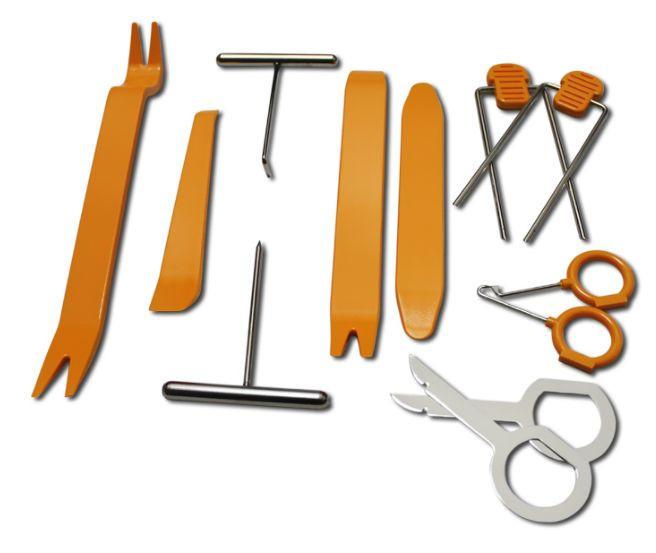 Набор инструментов для разборки салона