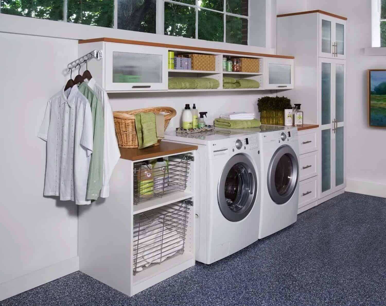ORDENAR/TIDYING Laundry o Pantry