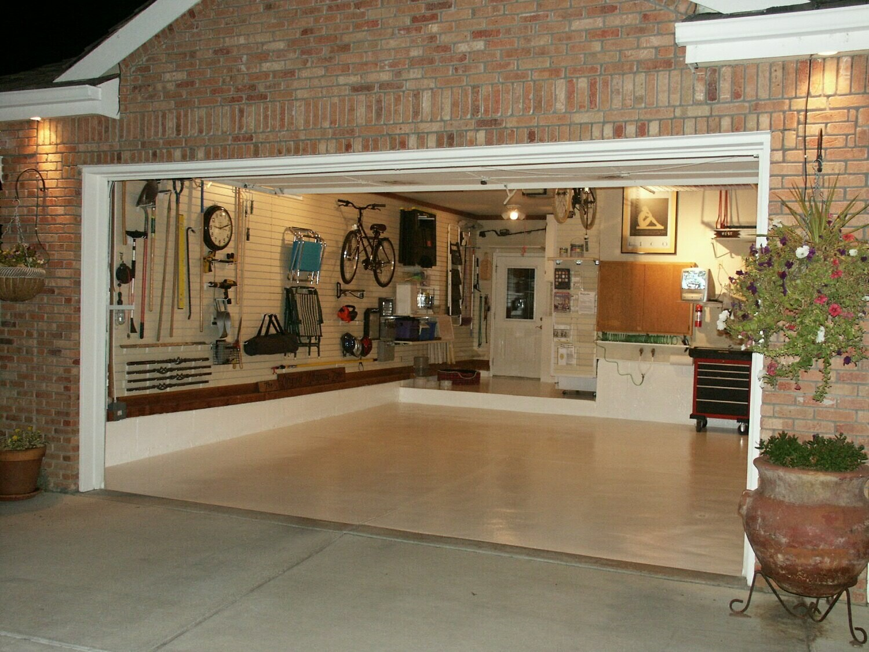 Ordenar/Tidying Garage o Depósito