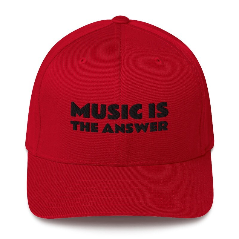 Music is The Answer :   : Cap