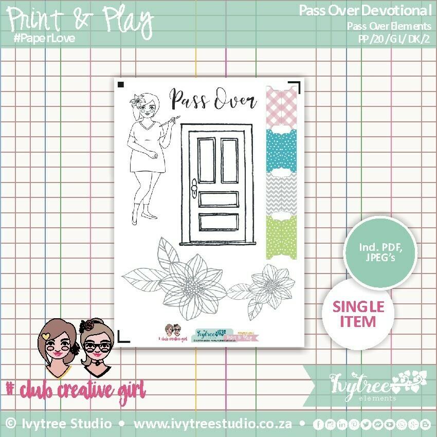 Pass Over Devotional Kit