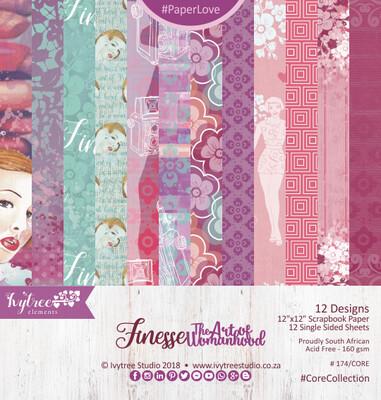 AW/174/PL/K - Finesse Collection - Paperlove Kit Bundle - PRE-ORDER -please read details in the description