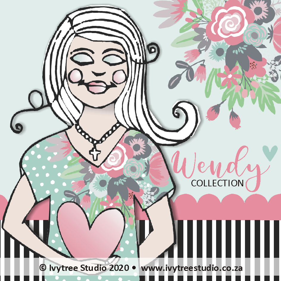 "AW/203/GL - Gracelilly Devotional Kit - WENDY collection - ""Seeker"" (Pre-Order) English/Afrikaans"