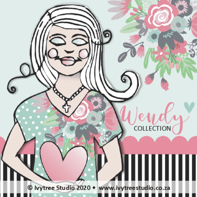 AW/203/GL - Gracelilly Devotional Kit - WENDY collection -