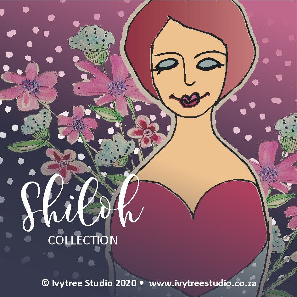 """AW/202/GL - Gracelilly Devotional Kit - Shiloh  collection - """"Place of Rest"""" (Pre-Order) English/Afrikaans"""