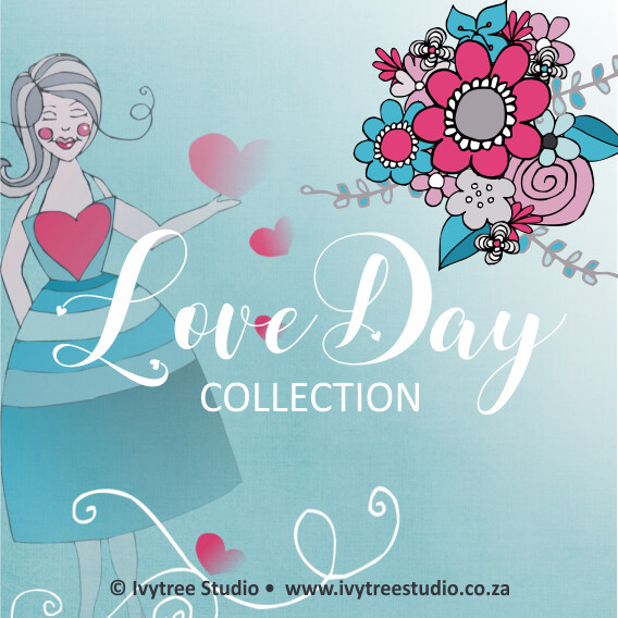 "AW/191/GL - Gracelilly Devotional Kit - Love Day collection - ""God's Perfect Love"" (Pre-Order) English/Afrikaans"