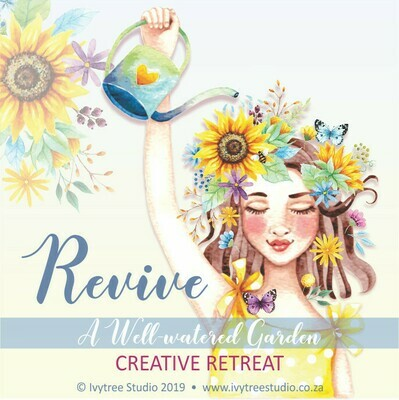 AW/20/CR/R/1 - Revive Online Creative Retreat for Creative Christian Women 2021 - Book Now!