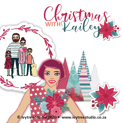 Christmas With Kailey Collection bundle - NEW!!