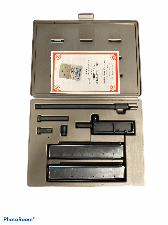 Ciener Thompson Exchange Kit .22LR