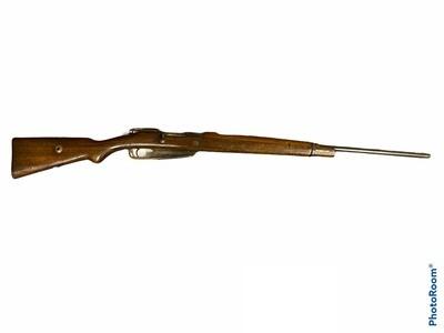 Turkish Mauser 98 (8mm)