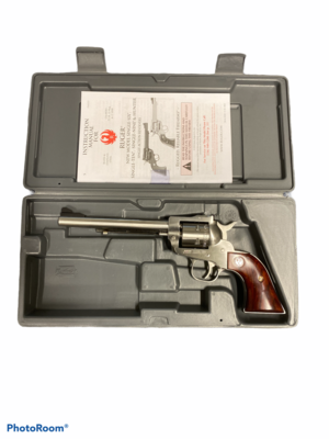 Ruger New Model Single Six (.17 HMR)