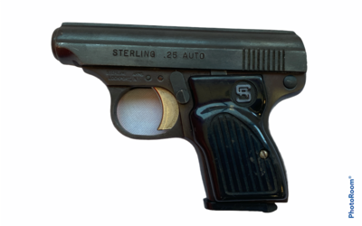 Sterling Model 300 (.25ACP) - NO MAG