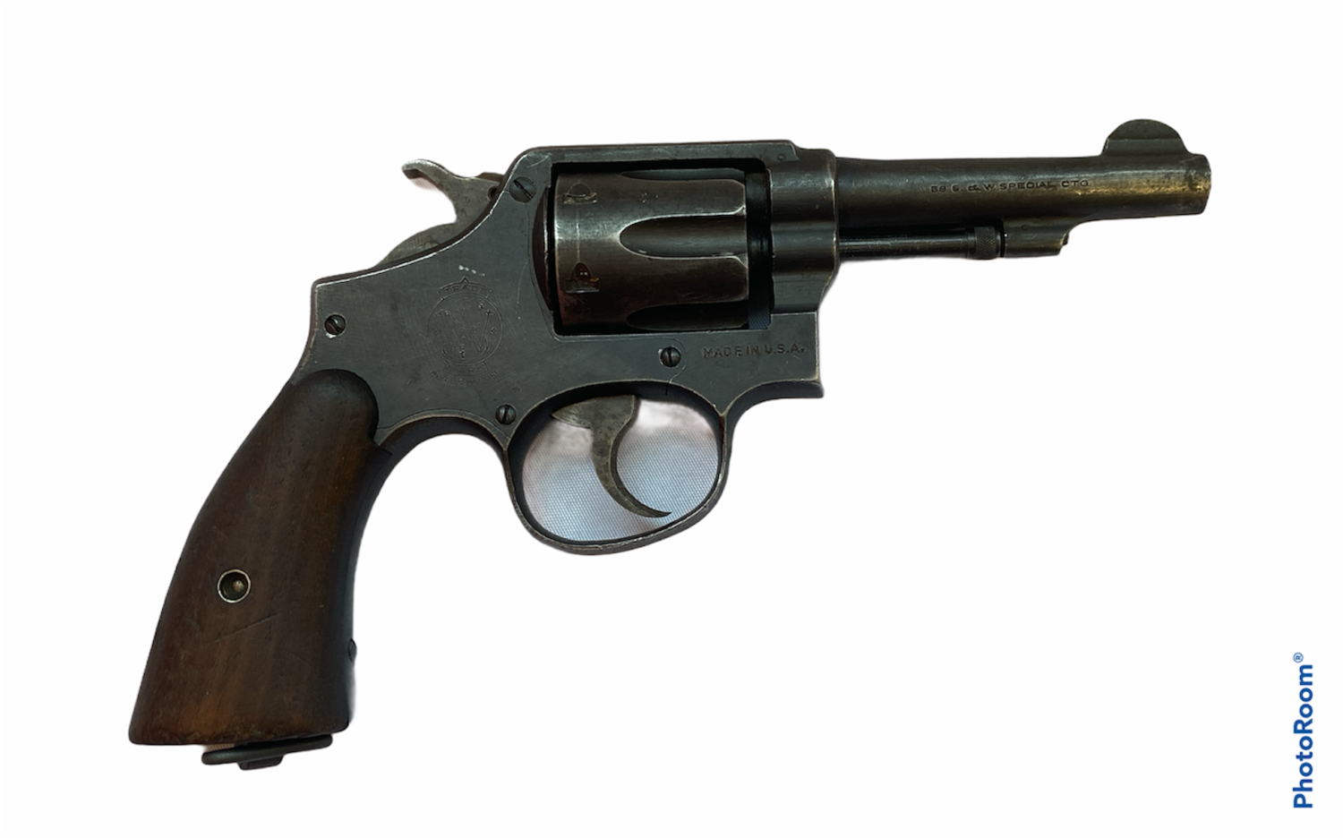 Smith & Wesson Victory (.38 Special)