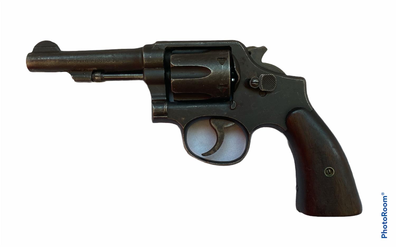 Smith & Wesson Victory (.38 Special) - PARTS GUN