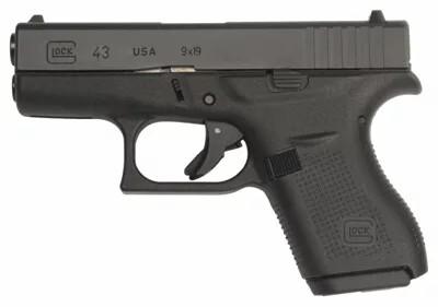 Glock G43 (9mm)