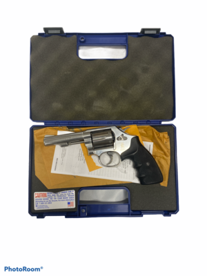 Smith & Wesson 64-8 (.38 S&W Special+P)