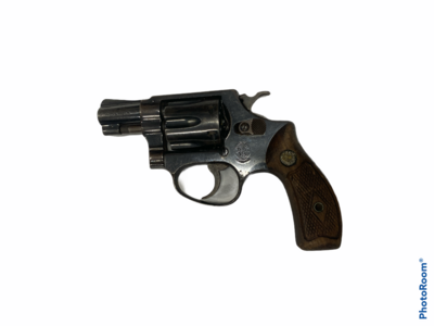 Smith & Wesson Model 30 (.32 S&W Long) - POOR