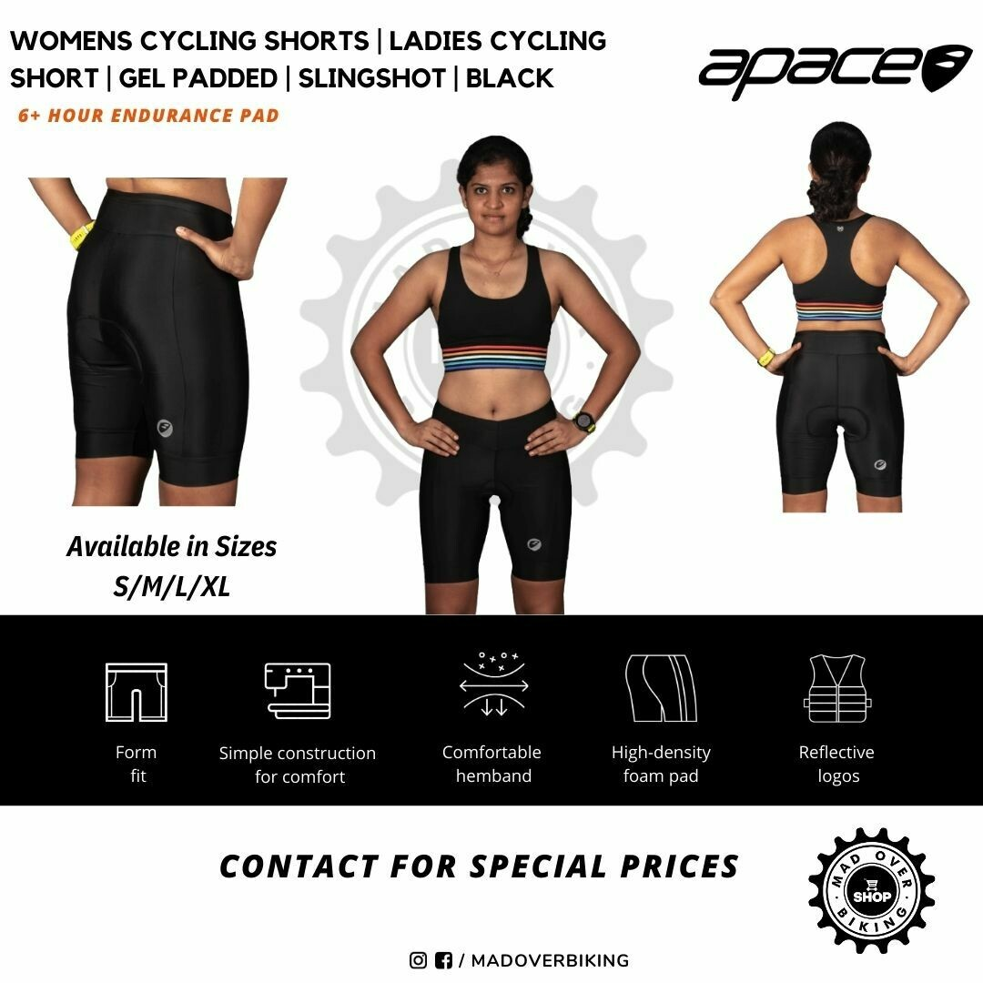 Slingshot Cycling Shorts