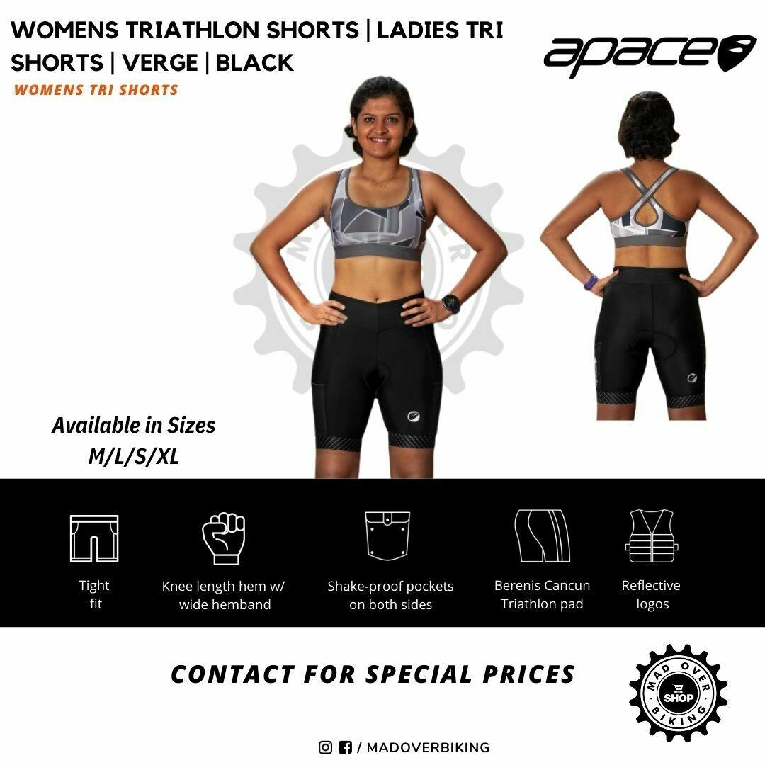 Verge Triathlon Shorts