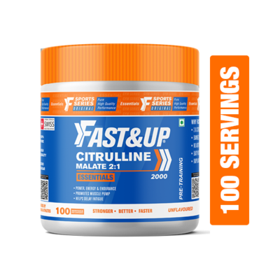 Fast&Up Citruline Malate - Unflavoured