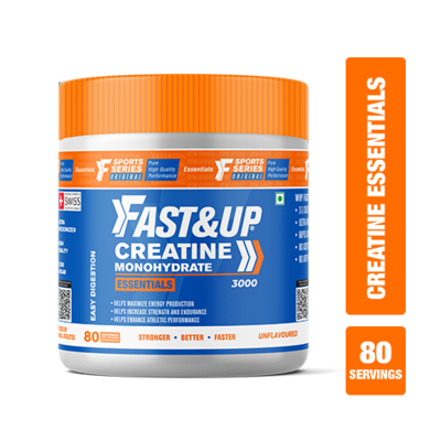 Fast&Up Creatine Monohydrate - Unflavoured