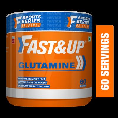 Fast&Up Glutamine - Unflavoured
