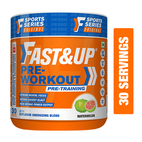 Fast&Up Pre Workout - Watermelon
