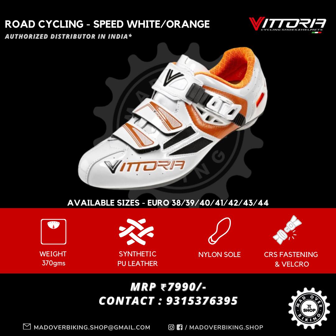 Vittoria Speed White/Orange