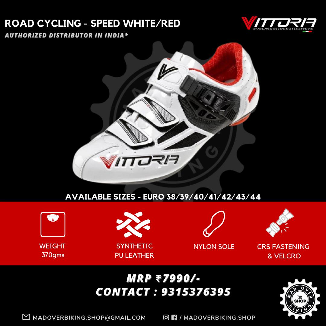 Vittoria Speed White/Red