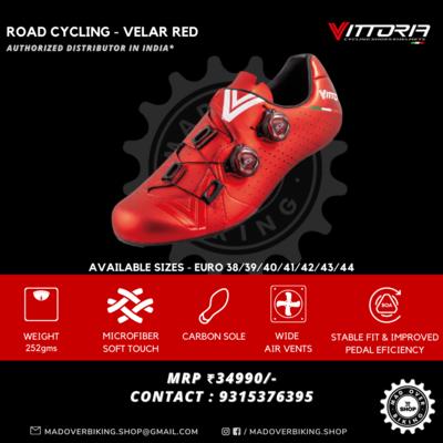 Vittoria Velar Red
