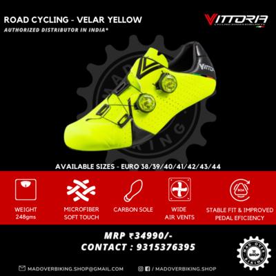 Vittoria Velar Yellow/Black