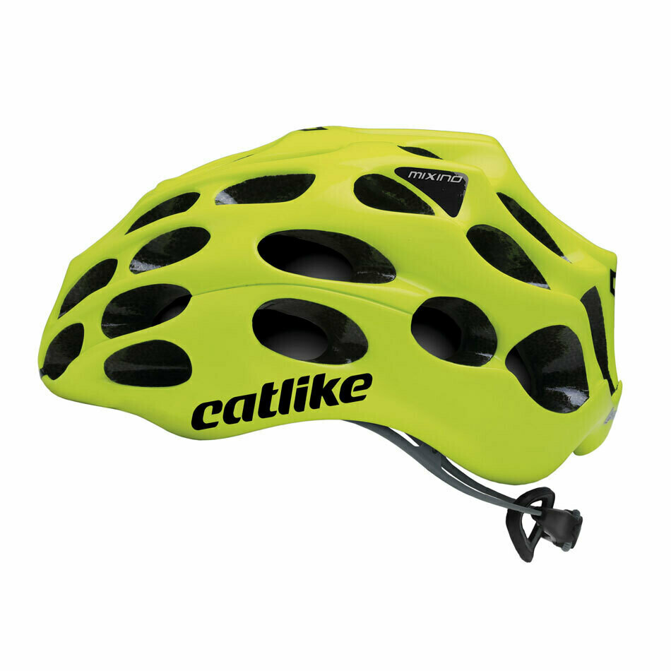 Catlike Mixino Road Helmet (Fluro Yellow)