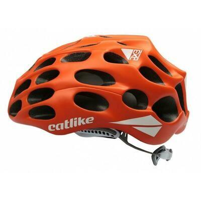 Catlike Mixino Road Helmet (Matt Orange)